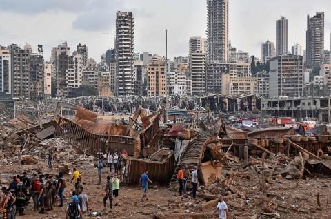 PBB Dorong Pembentukan Pemerintahan Baru Lebanon