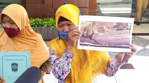 Istri Mendiang Salim Kancil Diperiksa Polisi