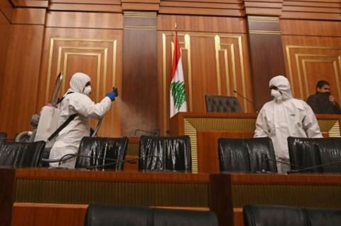 Kematian Harian Covid-19 di Lebanon Capai Angka Tertinggi