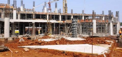 Pembangunan Kampus UIII Depok Rampung Juni 2021