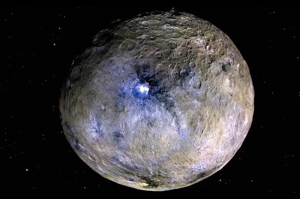 NASA Ungkap Temuan dari Perjalanan ke Ceres - Medc