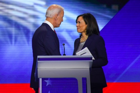Kamala Harris, Senjata Baru Joe Biden Hadapi Trump