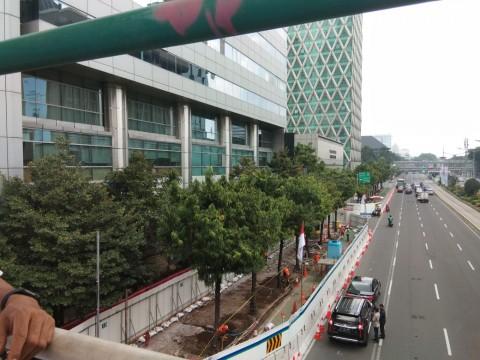 Sumbangsih MRT Jakarta Mengatasi Pandemi