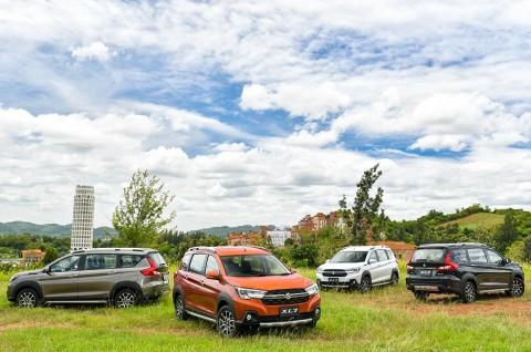 Suzuki XL7 Buatan Indonesia Diminati Pasar Luar Negeri