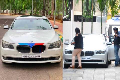 BMW 740Li 2010 Bekas Shah Rukh Khan Cari Majikan Baru
