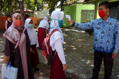 Kota Pariaman Kembali Terapkan Sekolah Tatap Muka