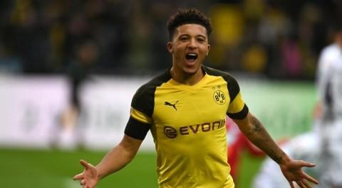 Sancho Bahagia Bersama Dortmund