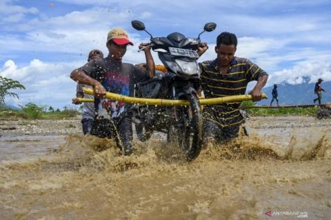 BPBD Sigi Minta Masyarakat Waspada Dampak Cuaca Ekstrem