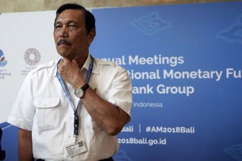 Luhut Yakin Indonesia Tak Akan Dihantam Gelombang II Covid-19