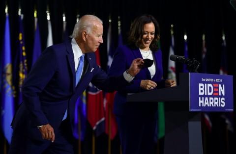 Biden, Harris Janji Bangun Kembali Amerika Pasca Trump