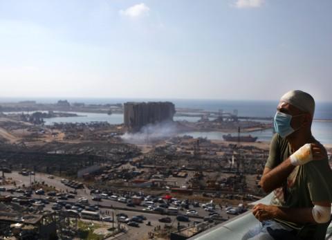 Parlemen Lebanon Perdebatkan Keadaan Darurat Usai Ledakan Beirut