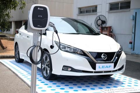 Pemerintah Rampungkan Aturan Investasi Mobil Listrik