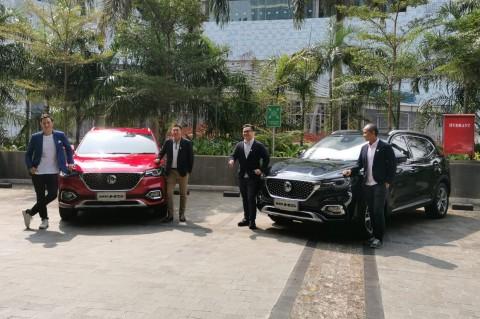 MG HS Mulai Mengaspal di Indonesia