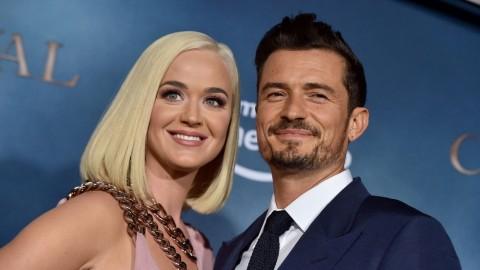 Sambut Anak Pertama, Orlando Bloom dan Katy Perry Cari Rumah Baru