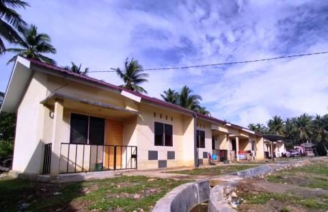 350 Rumah Khusus bagi Nelayan di 9 Provinsi