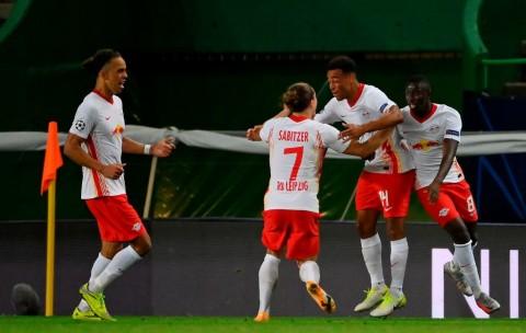 Leipzig Singkirkan Atletico