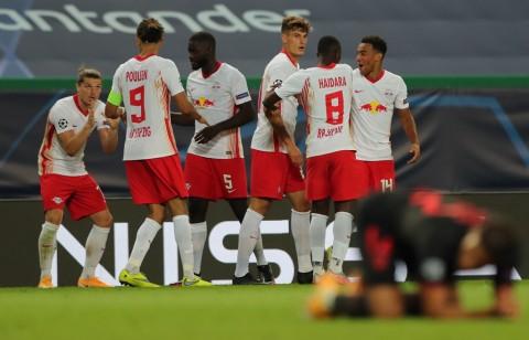 RB Leipzig vs Atletico Madrid: 6 Fakta Menarik Usai RB Leipzig ke Semifinal