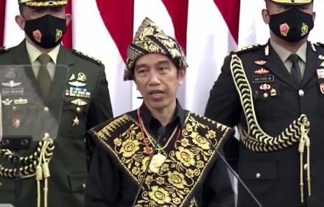 Live: Jokowi Ingatkan Orientasi Kerja Harus Berubah karena Pandemi