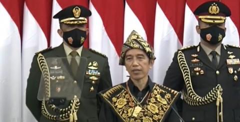 Live: Jokowi Pertegas Pemulihan Ekonomi Bergerak Cepat