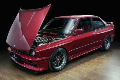 BMW M3 E30 1990 Tampil Gaul