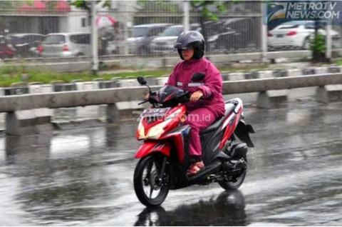 Antisipasi Hujan, Jangan Lupa Siapkan Perlengkapan Wajib!