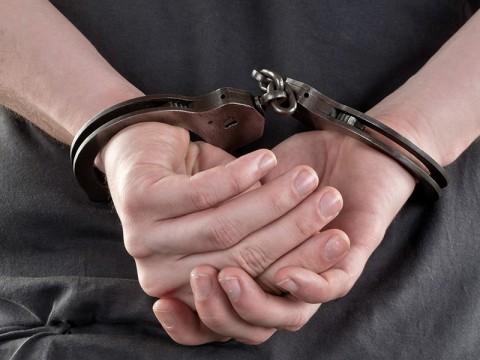 Dua Pemuda Diduga Anggota Anarko Ditangkap