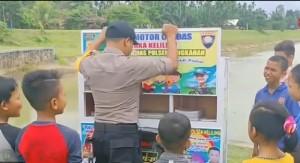 Bikin Perpustakaan Keliling agar Anak-anak #BangkitDari Kecanduan Game Online