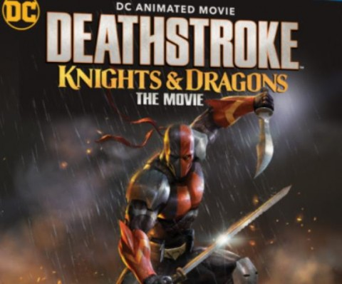 Sinopsis Film Deathstroke: Knights & Dragons, Drama Villain DC