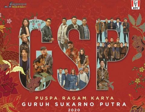 Album Puspa Ragam Karya Guruh Soekarno Putra Dirilis dalam Vinyl