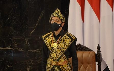 Jokowi Optimistis Soal APBN 2021