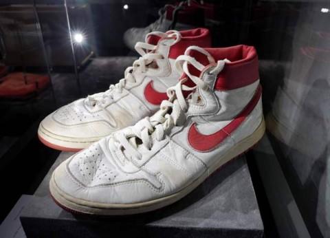 Sepatu Legenda NBA Michael Jordan Dijual Rp9,2 miliar
