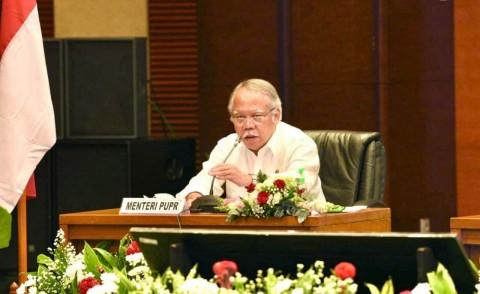 Kementerian PUPR Dapat Anggaran Sebesar Rp149,81 Triliun