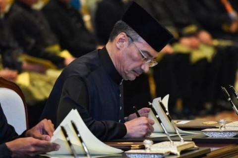 Malaysia Menentang Klaim Tiongkok di Laut China Selatan