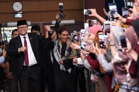 Hasil Riset: 3 Alasan Susi Pudjiastuti Tak Lagi Dipilih Jadi Menteri