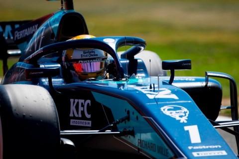 F2 Catalunya: Start Posisi 13, Sean Masih Yakin Raih Poin