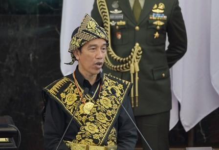 Jokowi Tak Singgung Reshuffle Dalam Pidato Kenegaraan