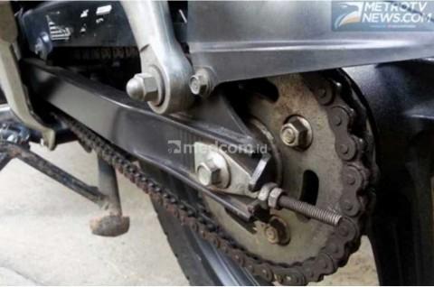 Pentingnya Perawatan Berkala Rantai Motor