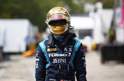 Cedera Retak Tulang, Sean Absen di <i>Race</i> 2 F2 Spanyol