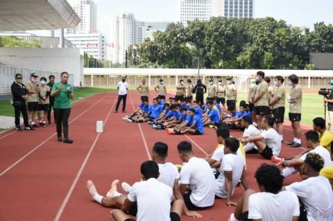TC Berakhir, Pemain Timnas Senior Dipulangkan ke Klub