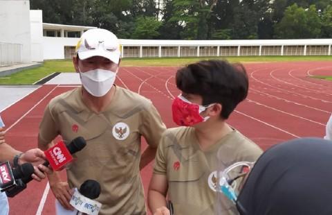 Shin Tae-yong Berencana Lanjutkan TC Timnas Senior Akhir Tahun