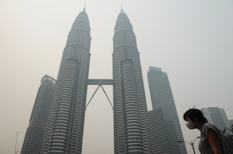 Ekonomi Malaysia Susut 17,1% di Kuartal II