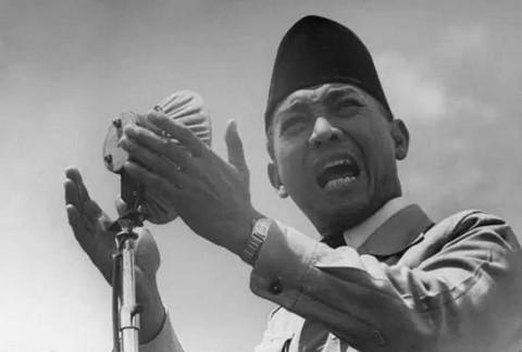 Bingkai Musik Bung Karno dalam Catatan Sejarah