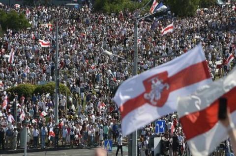 Presiden Belarusia Samakan Demonstran Oposisi dengan Tikus