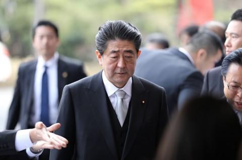 PM Jepang Masuk Rumah Sakit untuk Pemeriksaan Medis