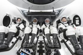 23 Oktober, SpaceX dan NASA Siap Terbang Lagi ke ISS