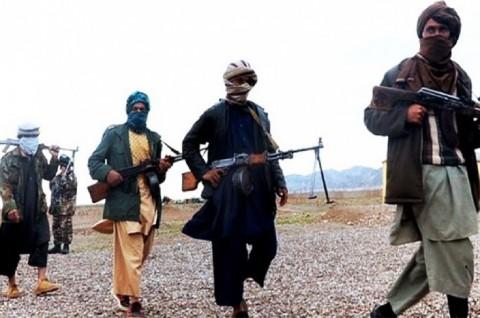 Iran Bantah Persenjatai Taliban