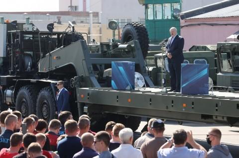 Presiden Belarusia Bersedia Serahkan Kekuasaan via Referendum