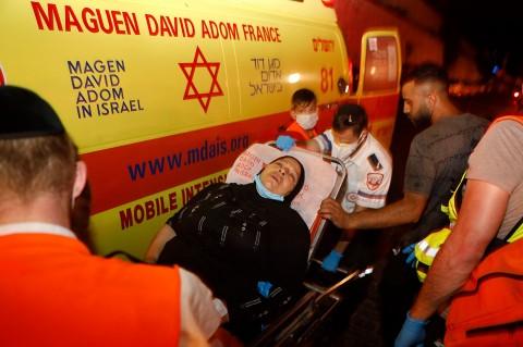 Penikaman Terjadi di Yerusalem, Pelaku Ditembak Mati