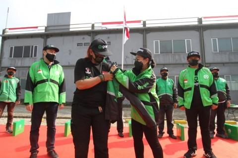 Gojek 'Berkibar' di Empat Negara