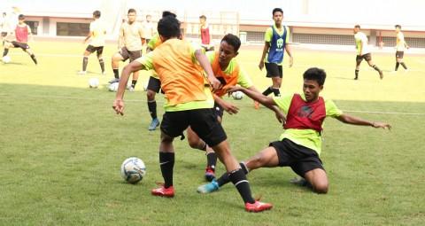 Timnas U-16 Digenjot Fisik, Taktik, dan Teknik Permainan
